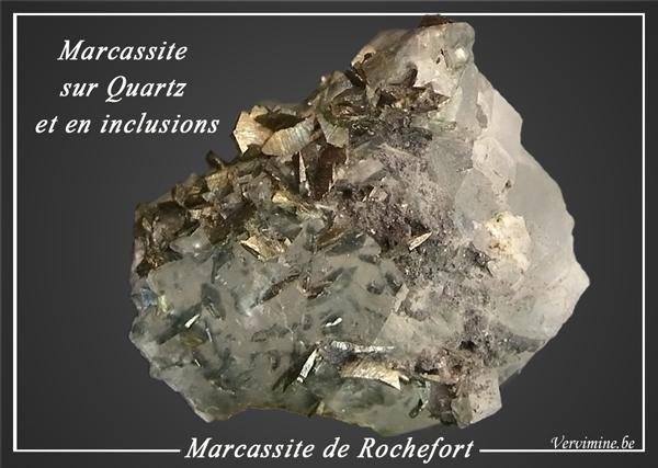 Marcassites de rochefort en Belgique. 397-inclusions-marcassite-quartz-rochefort-belgique-600pix